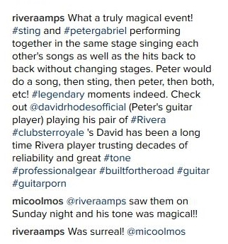 Paul Rivera about the show